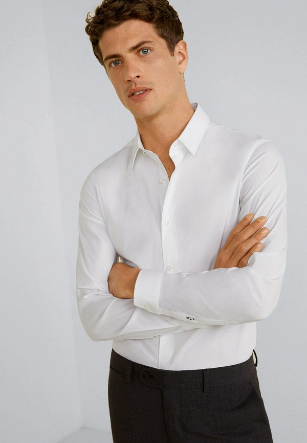 все цены на Рубашка Mango Man Mango Man HE002EMFLVT1 онлайн