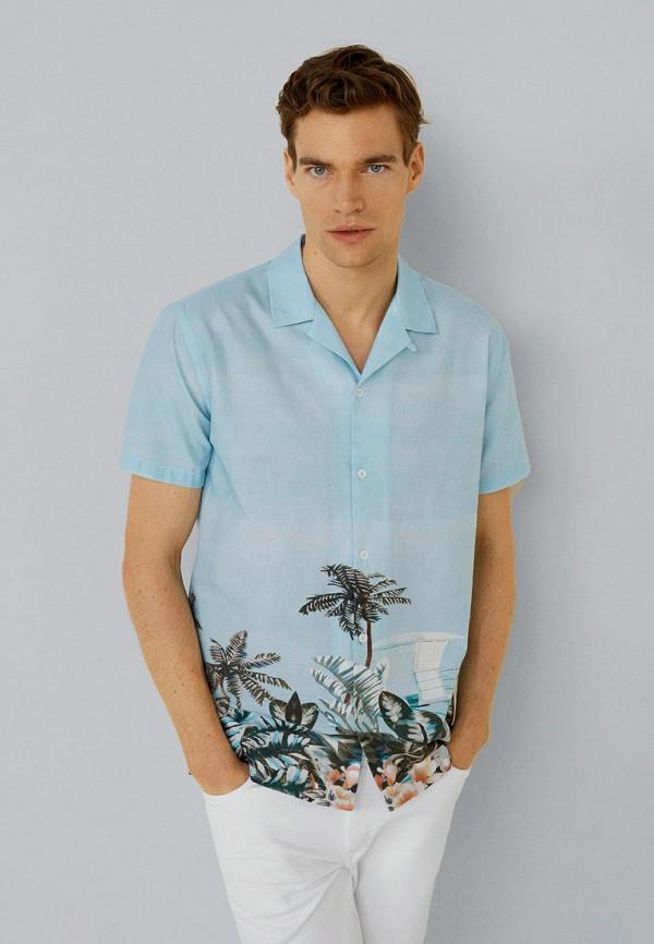 Рубашка Mango Man Mango Man HE002EMFLVZ1