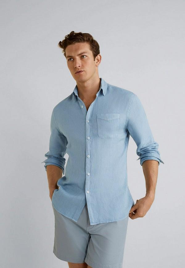 Рубашка Mango Man Mango Man HE002EMFLVZ2
