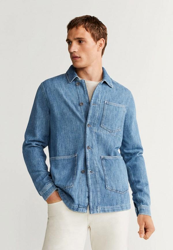Куртка джинсовая Mango Man Mango Man HE002EMFSZE9 цены