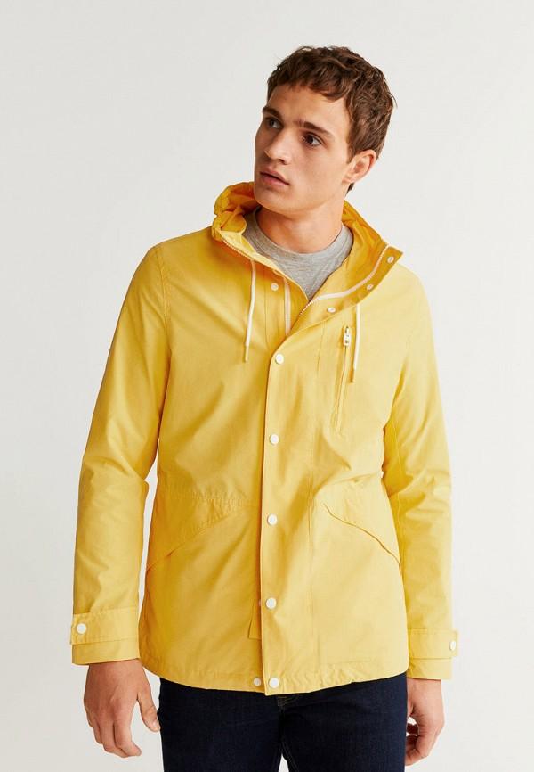 купить Куртка Mango Man Mango Man HE002EMFWLX8 дешево