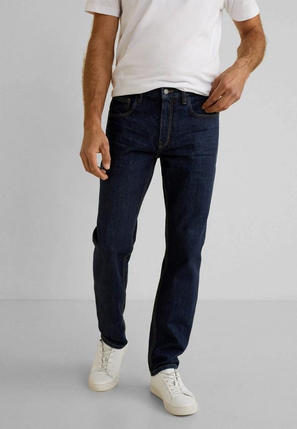 Фото - Мужские джинсы Mango Man синего цвета