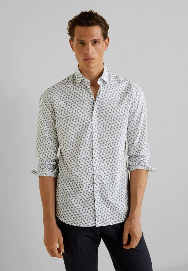купить Рубашка Mango Man Mango Man HE002EMFZIW5 по цене 1499 рублей