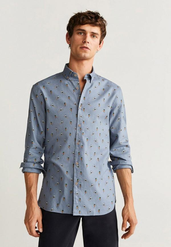 Рубашка Mango Man Mango Man HE002EMGVRM4 рубашка mango man mango man he002emiipa3