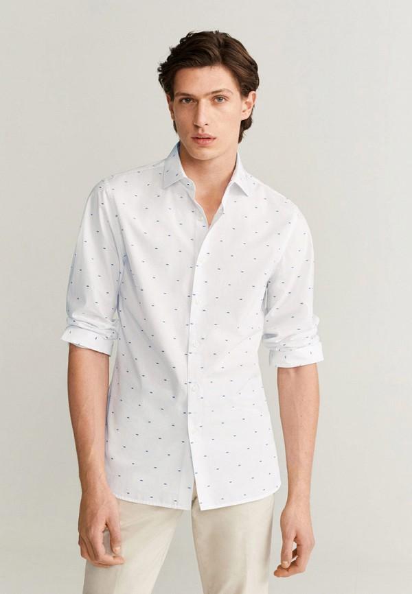 Рубашка Mango Man Mango Man HE002EMIEFI9 рубашка mango man mango man he002emiefs2