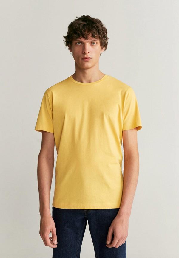 Футболка Mango Man Mango Man HE002EMIIOL1 рубашка mango man mango man he002emfegl2