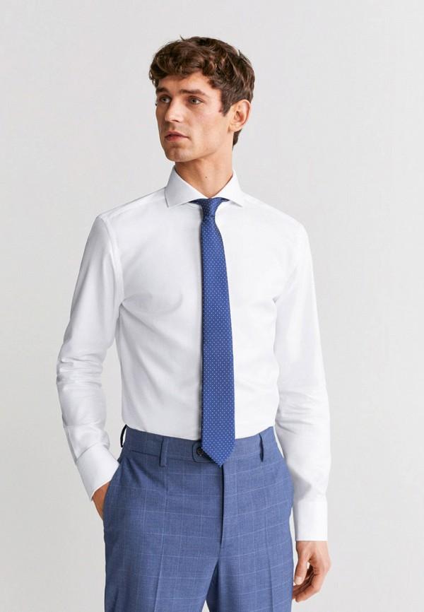 мужская рубашка mango man