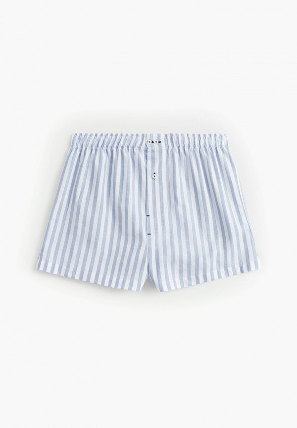 мужские трусы-шорты mango man, синие