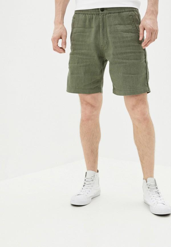 мужские повседневные шорты mango man, хаки