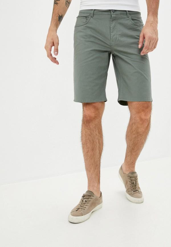 мужские повседневные шорты mango man, зеленые
