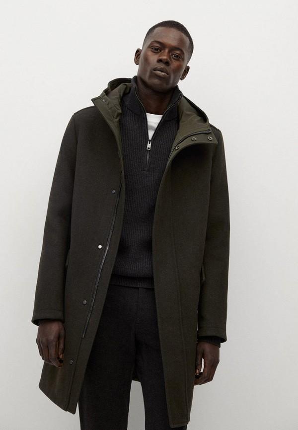мужское пальто mango man