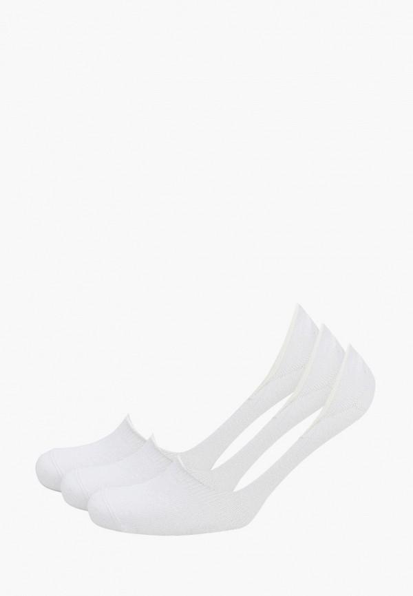 мужские носки mango man, белые