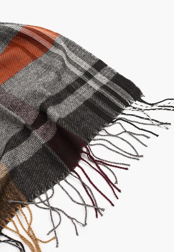 Фото 2 - мужской шарф Mango Man коричневого цвета