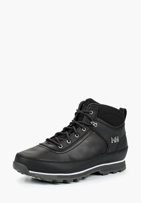 мужские ботинки helly hansen, черные