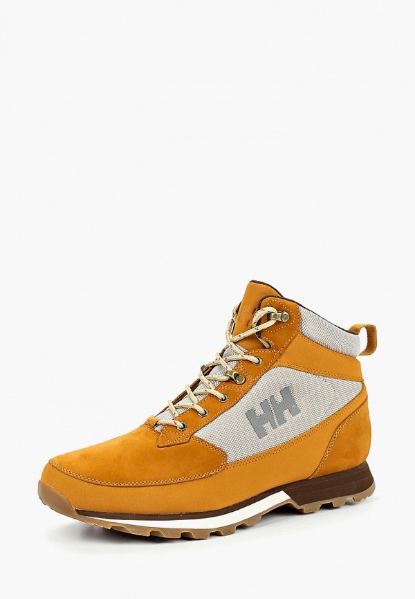 мужские ботинки helly hansen, оранжевые