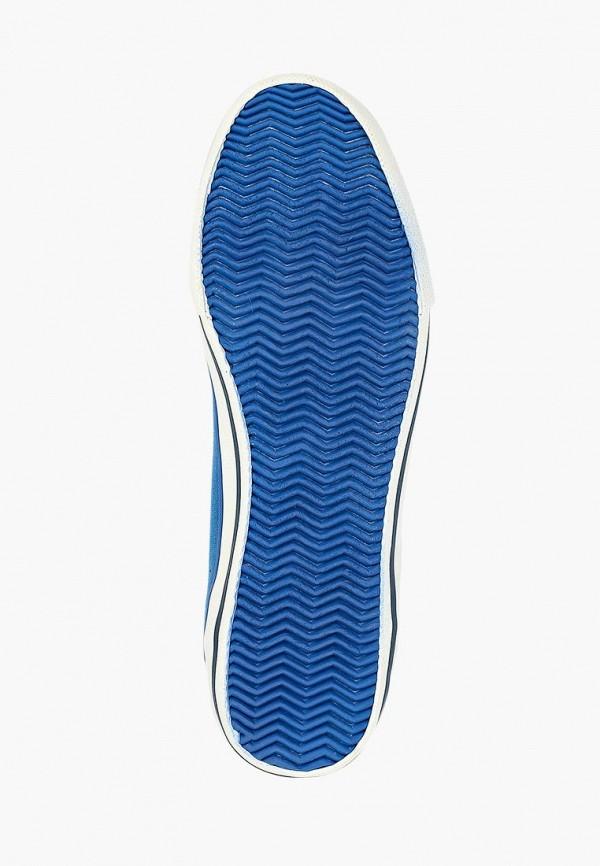 Фото 5 - мужские кеды Helly Hansen голубого цвета