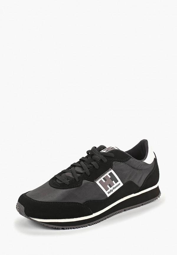 Фото 2 - мужские кроссовки Helly Hansen черного цвета