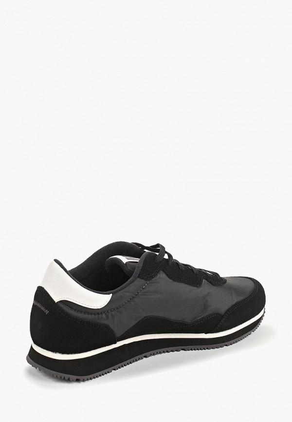 Фото 3 - мужские кроссовки Helly Hansen черного цвета