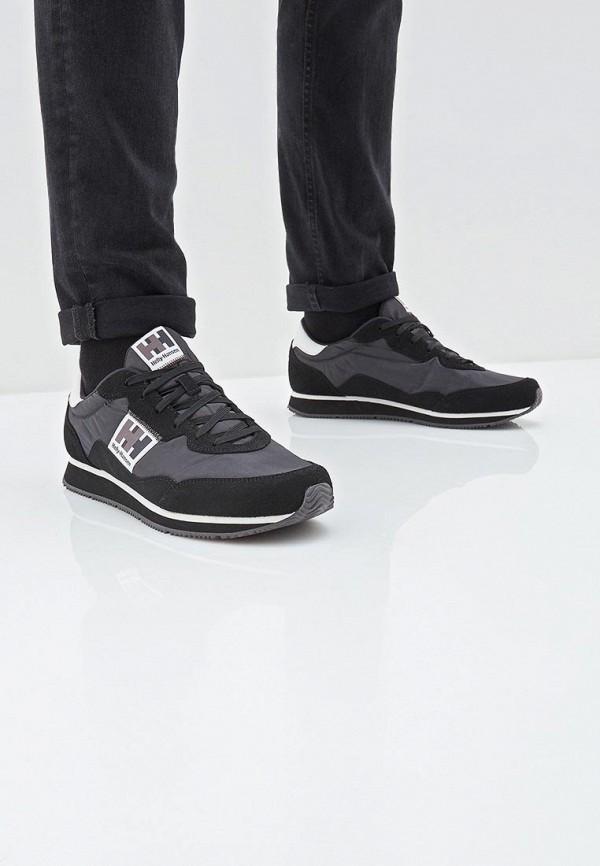 Фото 6 - мужские кроссовки Helly Hansen черного цвета