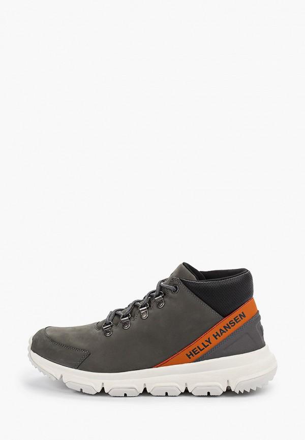 мужские ботинки helly hansen, серые