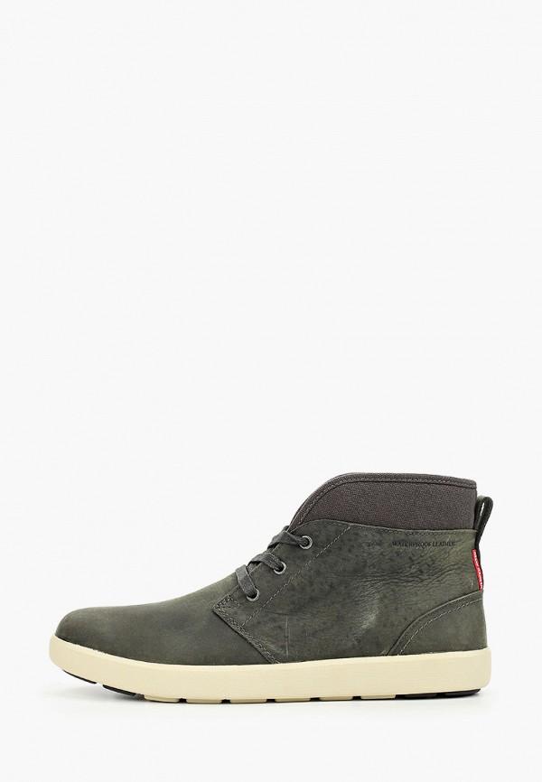 мужские ботинки helly hansen, зеленые
