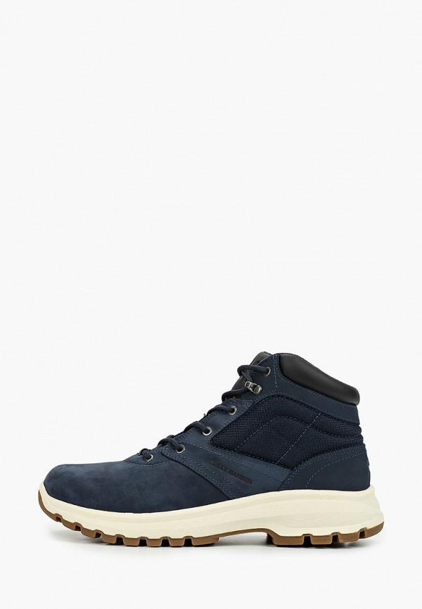 мужские ботинки helly hansen, синие