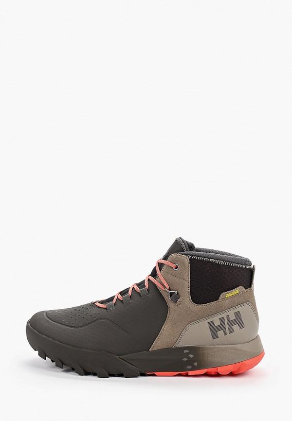 мужские ботинки helly hansen, хаки