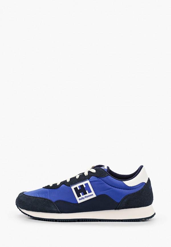 мужские низкие кроссовки helly hansen, синие