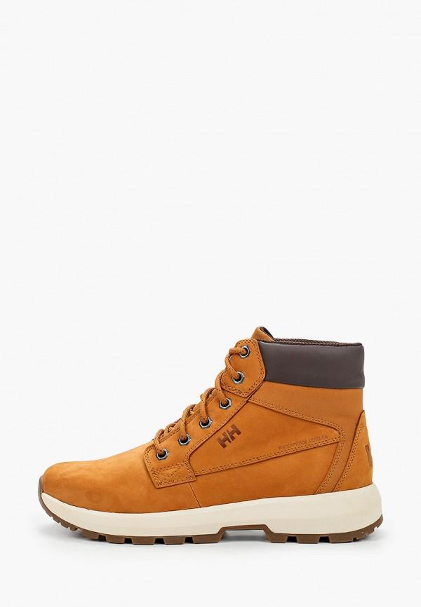 мужские ботинки helly hansen, желтые