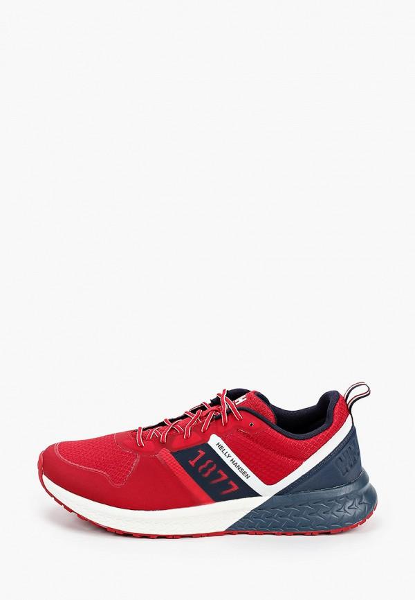 мужские кроссовки helly hansen, красные