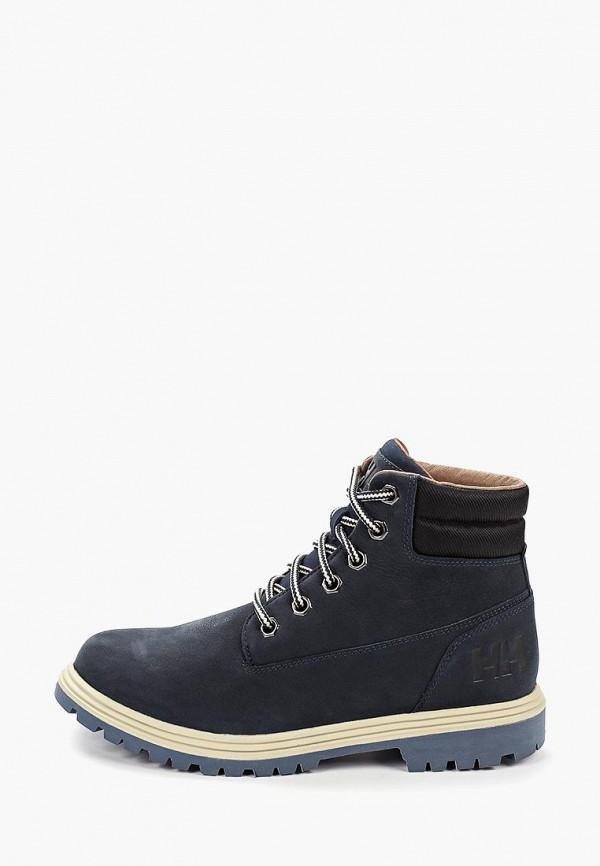 женские ботинки helly hansen, синие