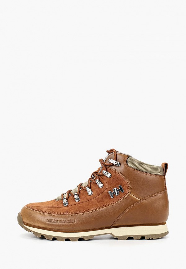 женские ботинки helly hansen, коричневые