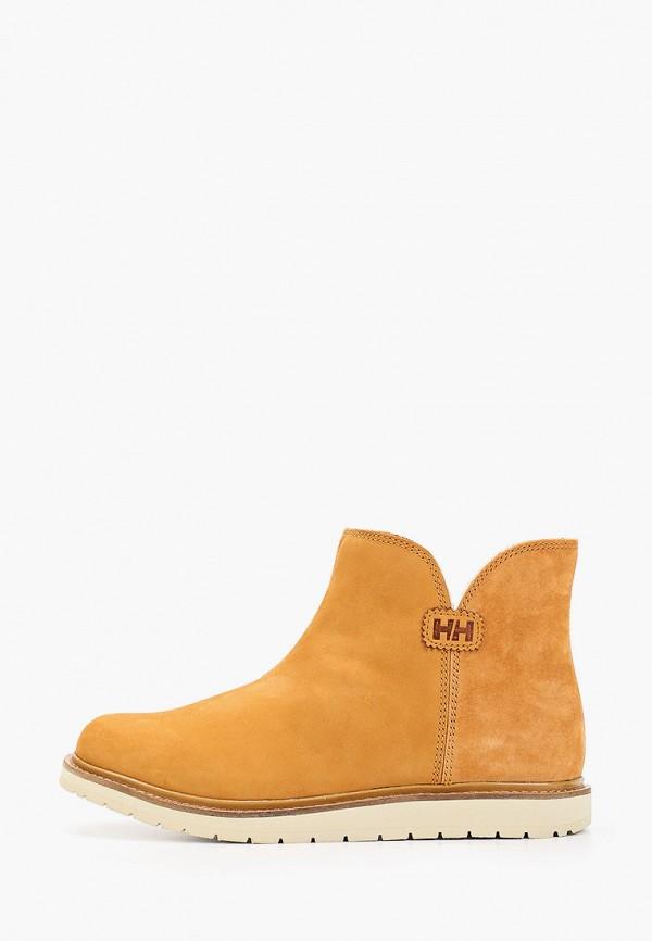 женские ботинки helly hansen, бежевые