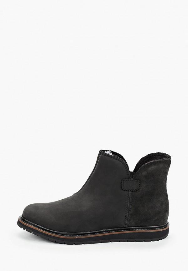 женские ботинки helly hansen, черные
