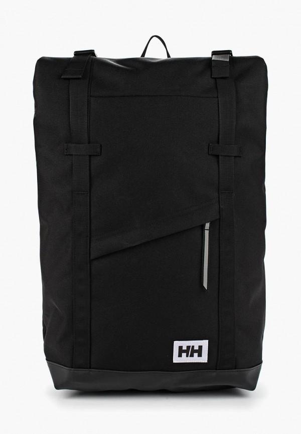 женский рюкзак helly hansen, черный