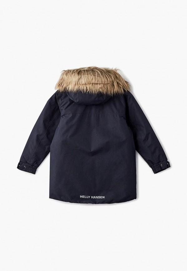 Куртка для мальчика утепленная Helly Hansen 41616 Фото 2