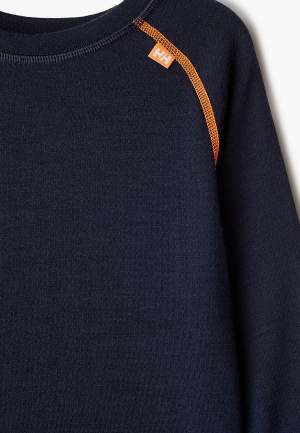 Фото 3 - Термобелье Helly Hansen синего цвета