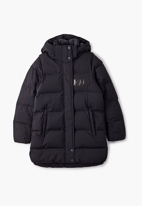 куртка helly hansen малыши, черная