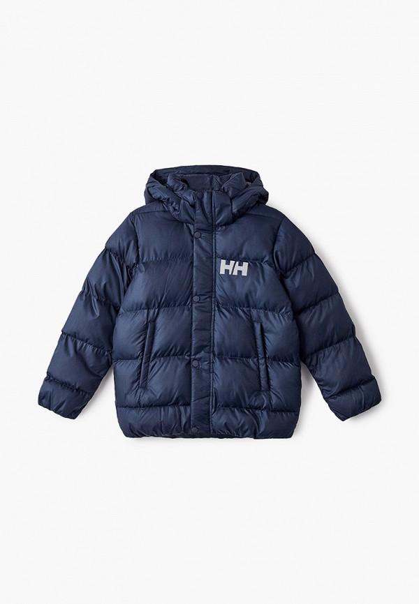 куртка helly hansen малыши, синяя