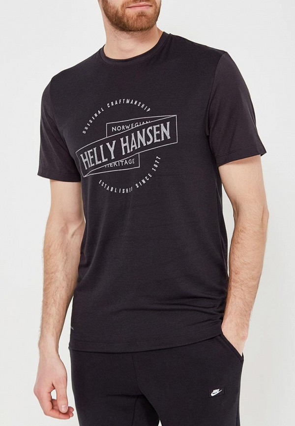 Футболка Helly Hansen Helly Hansen HE012EMASQV6 футболка helly hansen helly hansen mp002xm0yilf