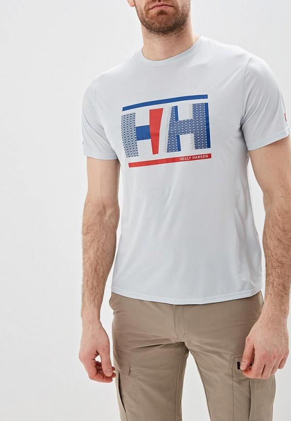 цены на Футболка Helly Hansen Helly Hansen HE012EMELNV9