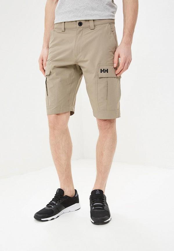 мужские спортивные шорты helly hansen, бежевые