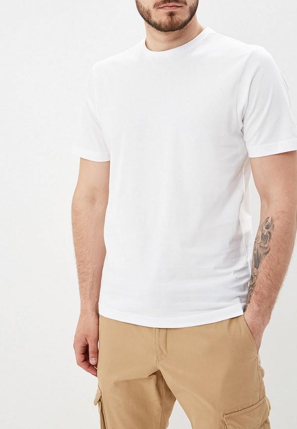 мужская спортивные футболка helly hansen, белая