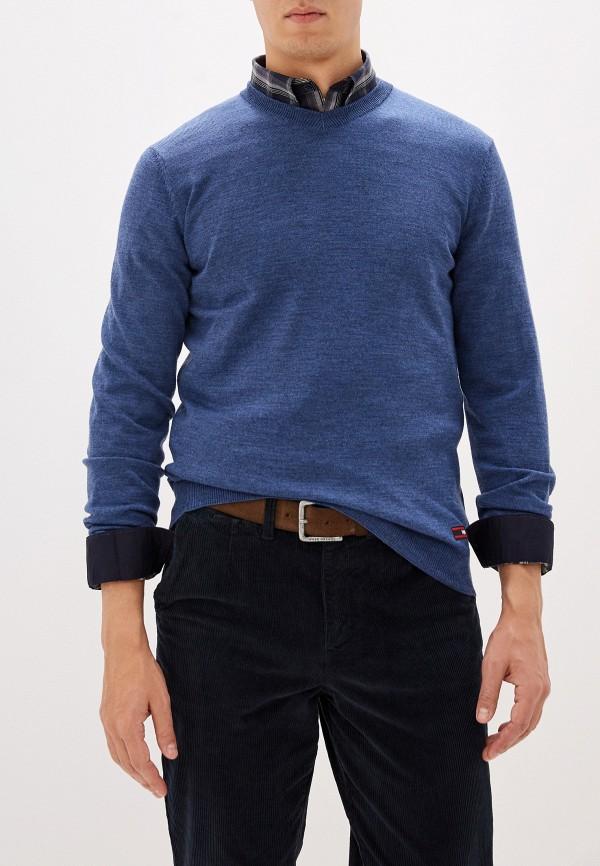 мужской пуловер helly hansen, синий