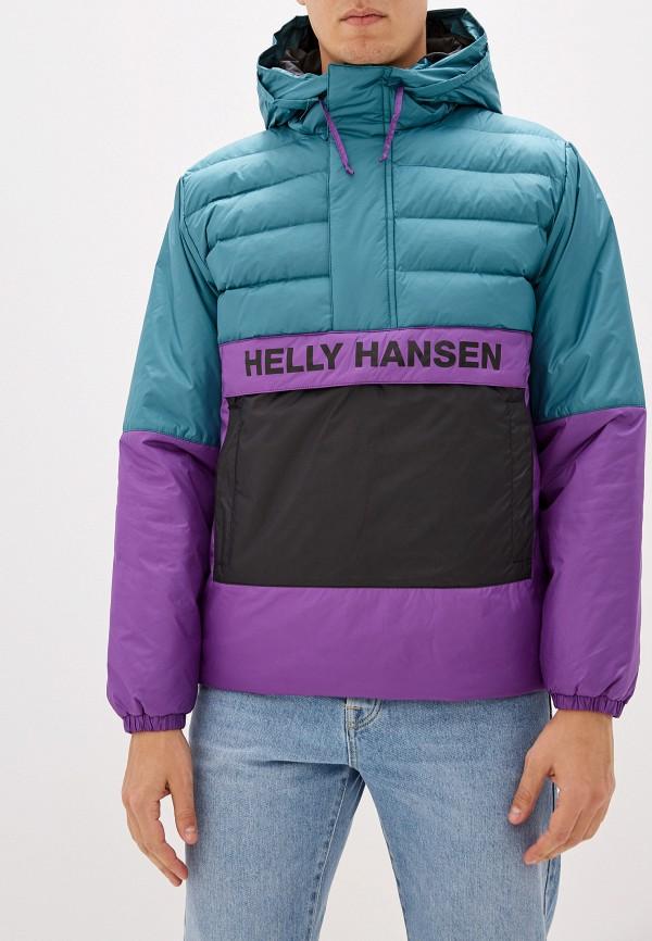 мужская куртка helly hansen, разноцветная