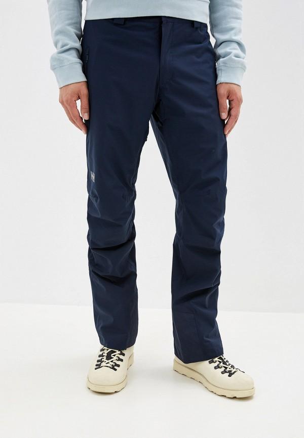 мужские спортивные брюки helly hansen, синие