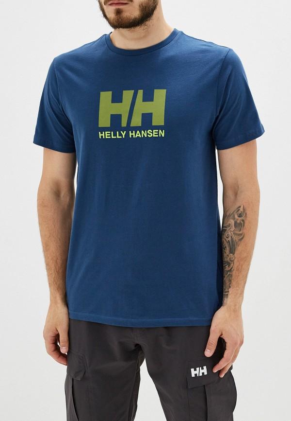Футболка Helly Hansen Helly Hansen HE012EMFQZR7 шорты мужские helly hansen colwell trunk цвет синий 33970 600 размер m 48