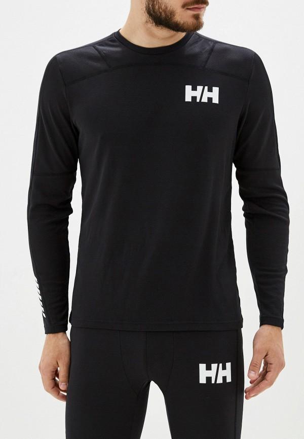 мужское термобелье helly hansen, черное