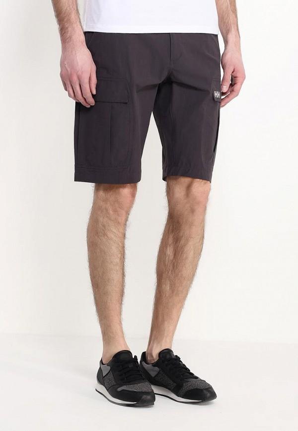 мужские шорты helly hansen, серые