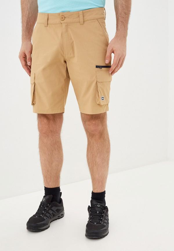 мужские шорты helly hansen, бежевые